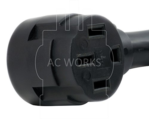 AC WORKS Electric Vehicle Charging Adapter for Tesla Use (50A Locking to Tesla) by AC WORKS (Image #3)