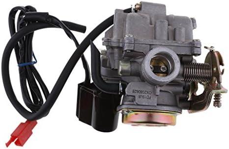 H Hilabee 19mm Vergaser Für Gy6 Jog50 50ccm 70ccm 60ccm 80ccm Roller Cvk Tng Dirt Bike Auto