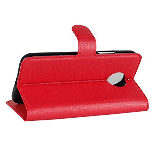 Funda Motorola MOTO G5S,Manyip Caja del teléfono del cuero,Protector de Pantalla de Slim Case Estilo Billetera con Ranuras para Tarjetas, Soporte Plegable, Cierre Magnético E