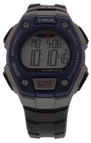 Timex Men's 'Ironman' Quartz Resin Sport Watch, Color:Black (Model: TW5K86000E4)