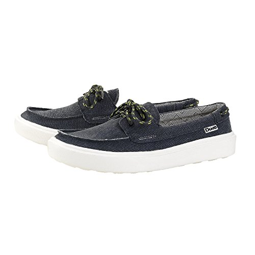 Dude Shoes ,  Herren Sneaker Low-Tops Blau