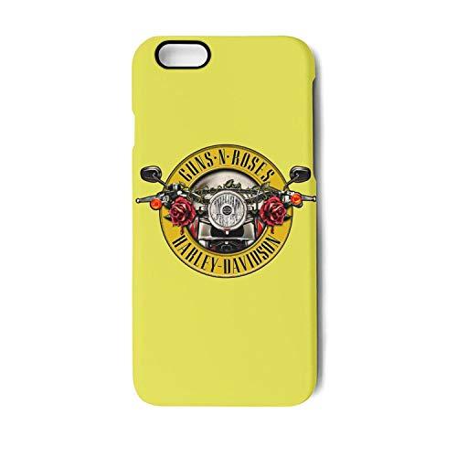 Cell Phone case iPhone 7/8 Plus Guns-N'-Roses-Logo-Harley-Davidson- Best fit Skin iPhone 7 Plus