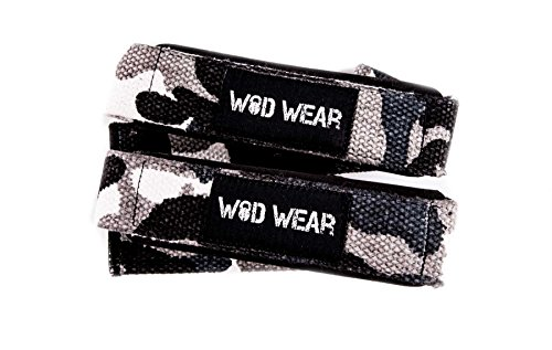 Lifting Straps Powerlifting Weightlifting Bodybuilding