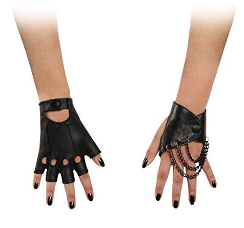 Maleficent Costume Descendants (Disguise Mal Gloves Descendants Disney, One Size Child, One Color)
