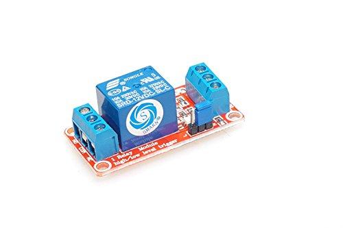 SMAKN SRD-12VDC-SL-C 1 Channel DC 12V High/Low Level Power Relay Module Board
