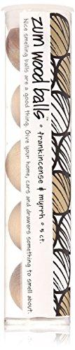 UPC 663204235007, Indigo Wild Frankincense and Myrrh Scented Wooden Balls