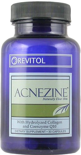 Amazon Com Revitol Acnezine Skin Anti Oxidant 1 Month Supply
