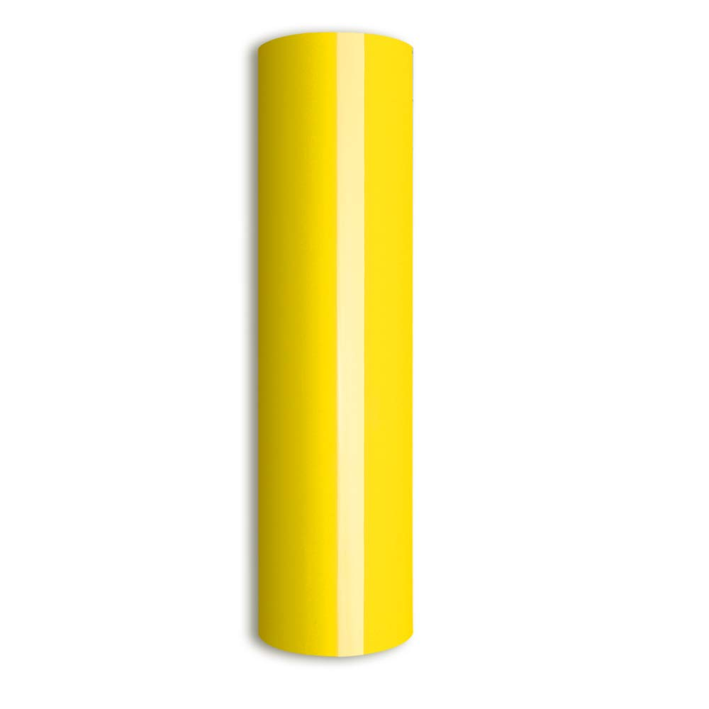 "NEW 25 ft* 12/"" x 300/"" LEMON Yellow Sign Vinyl for Cutter PLOTTER Crafts GRAPHIC"