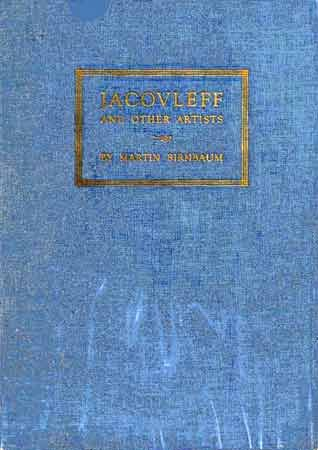Jacovleff and other artists;: Alexandre Jacovleff, William Blake and other illustrators of Dante, Thomas Rowlandson, Aubrey Beardsley, Marcus Behmer, Arthur Rackham, Hermann Struck, Anne Goldthwaite,