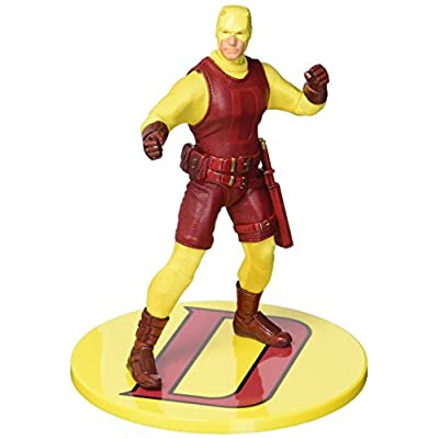Mezco Toys One-12 Collective: Marvel Daredevil Action Figure, Yellow: Toys & Games