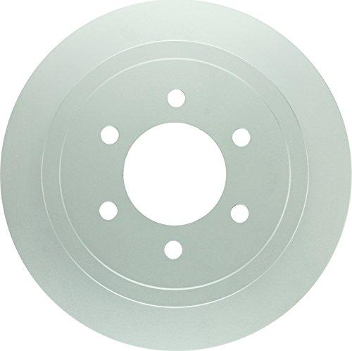 Bosch 20010321 QuietCast Premium Disc Brake Rotor For Chevrolet: 2004-09 Aveo, 2007-09 Aveo5; 2004-10 Ford F-150; 2006-08 Lincoln Mark LT, Rear ()