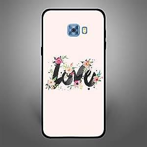 Samsung Galaxy C5 Love Calligraphy