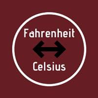 Fahrenheit to Celsius Converter (°F <-> °C)
