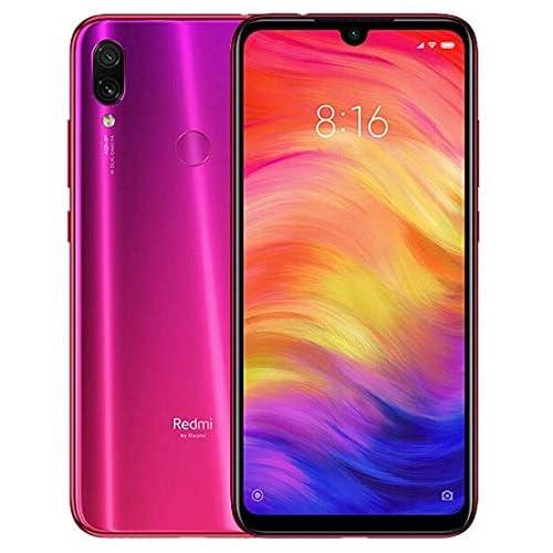 Xiaomi Redmi Note 7 16 cm 6 3 4 GB 64 GB Ranura híbrida Dual SIM 4G Rojo 4000 mAh Smartphone 16 cm 6 3 4 GB 64 GB 48 MP Android 9 0 Rojo
