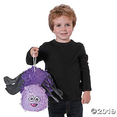 Spider Pinata for Halloween - Party Decor: Toys & Games