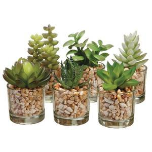 Amazon.com: Succulent Artificial Plants: Industrial