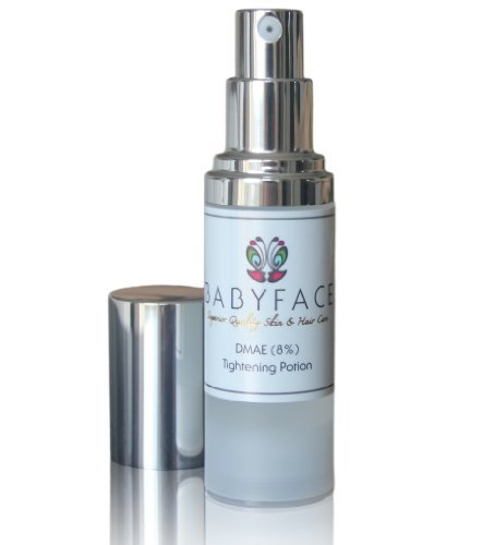 htening Serum - Extra Strength 8% DMAE for Maximim Tightening and Pore Refining. Lifts, Smoothes, Resurfaces Dull Skin (Plasma Lift)