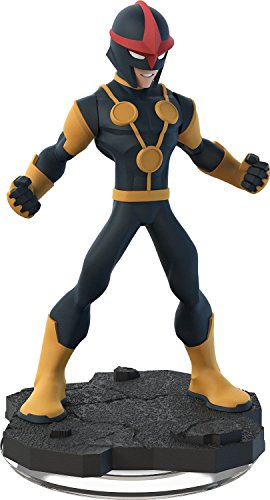 Disney INFINITY: Marvel Super Heroes (2.0 Edition) Nova Figure - No Retail Packaging