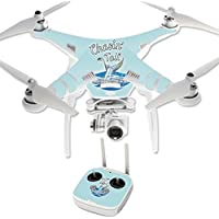 Skin For DJI Phantom 3 Professional – Chasin Tail | MightySkins Protective, Durable, and Unique Vinyl Decal wrap cover | Easy To Apply, Remove, and Change Styles | Made in the USA