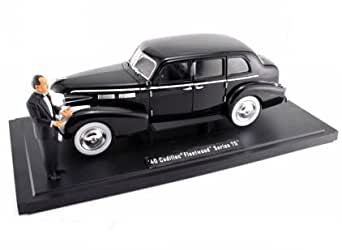 Godfather 1940 Cadillac Fleetwood Series 75-Die Cast 1:18 Scale