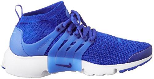 Nike Herren Air Presto Flyknit Ultra Laufschuhe, Blau, 42 EU Blau (Racer Blue / Racer Blue-Weiß)