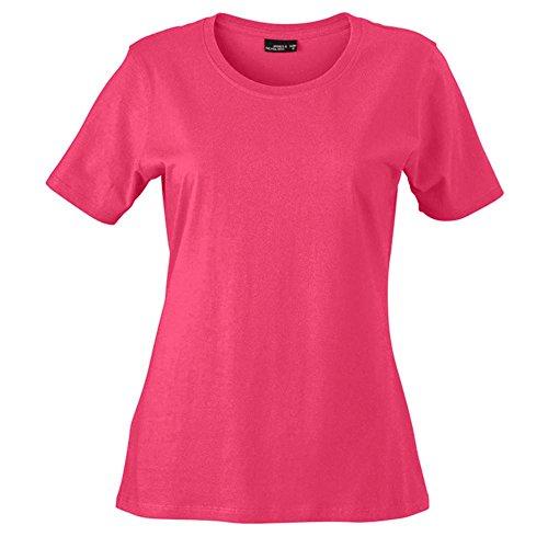 Nicholson Shirt Basic Pink T- James Ladies amp; -