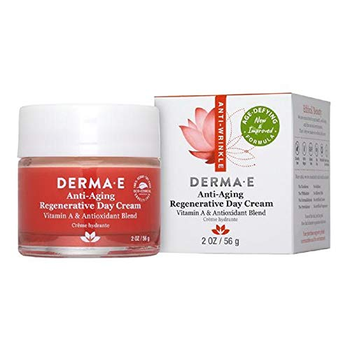 DERMA E Anti-Aging Regenerative Day Cream, 2 oz