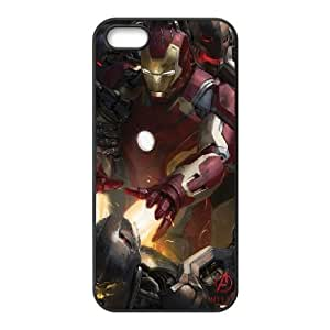 Avengers Age Of Ultron iPhone 4 4s Cell Phone Case Black TPU Phone Case SY_740692