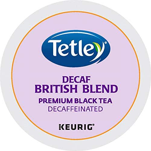 Tea Bags: Tetley Black