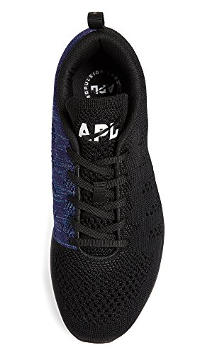 Apl: Atletisch Voortstuwing Labs Mens Techloom Pro Sneakers Zwart / Iriserende
