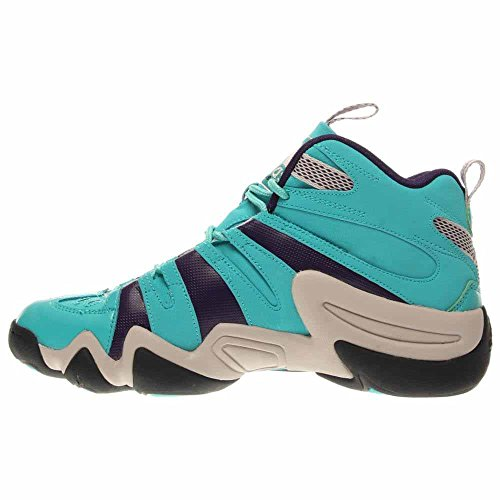 sports shoes 1fd64 72db5 ... adidas Performance Herren Crazy 8 Basketballschuh Minze  Lila ...
