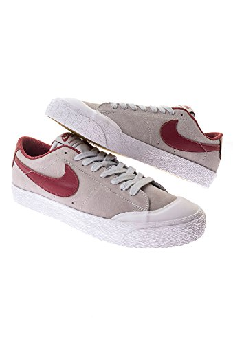Nike , Herren Skateboardschuhe grau PURE PLATINUM/CEDAR-WHITE