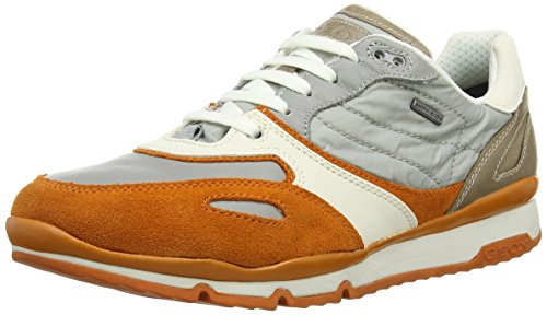 Geox U Sandford A Grigio (Grey (Orange/Grey))