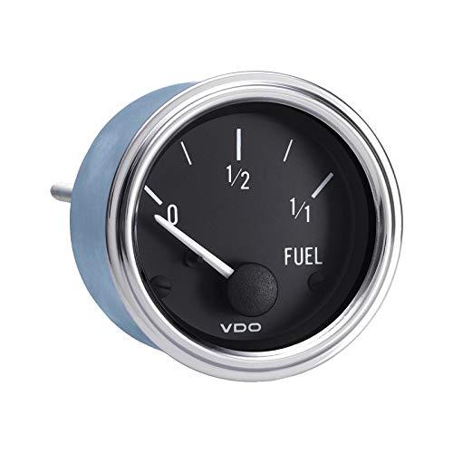 (Vdo Instruments Semi Truck Electrical Fuel Level Gauge Series 1)
