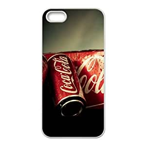 Coca Cola iPhone 5 5s Cell Phone Case White O1662713