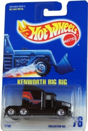 76 Kenworth Big Rig - 6