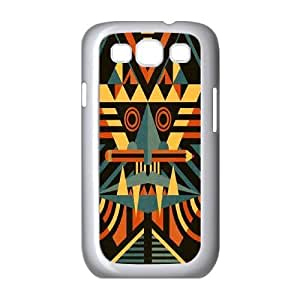 Aztec Wood DIY Case Cover for Samsung Galaxy S3 I9300 LMc-35101 at LaiMc