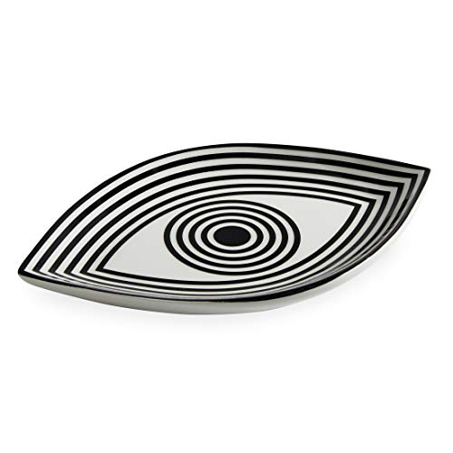 Boxes New Rug - Now House by Jonathan Adler Wink Tray, Black and White