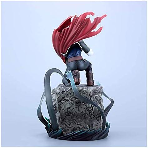 XIAOGING Fullmetal Alchemist: Knielen Posture Edward Elric - 8,66 Incehs ArtFX J Statue