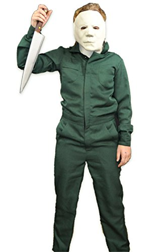 Trick or Treat Michael Myers Deluxe Child Costume-Standard ()
