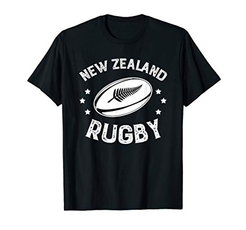 New Zealand Rugby T-shirt Jersey