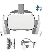 XSJK Z5 Original de actualización de Bobo VR Z6 Gafas 3D Realidad Virtual Binocular estéreo Bluetooth Headset Casco VR para iPhone Android