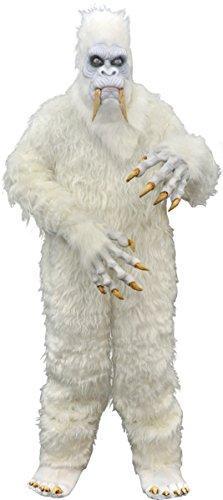 Yeti Costume (Morris Costumes TA534 Yeti Costume)