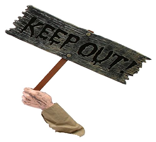 Victims Figure Set (Keep Out Sign)