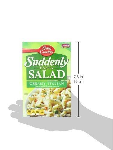 Betty Crocker Suddenly Pasta Salad, Creamy Italian, 8.3-Ounce Boxes (Pack of 4) by Betty Crocker (Image #5)