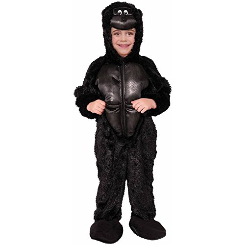 Black Gorilla Kids Costume