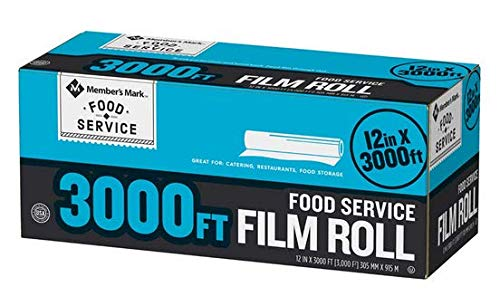 Daily Chef Foodservice Film -12in x 3,000ft