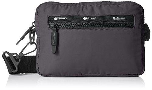 LeSportsac Women's Travel Convertible Belt Bag, Shadow t