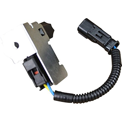 AIP Electronics ABS Anti-Lock Brake Wheel Speed Sensor Compatible Replacement For 1999-2005 Dodge Pickup Rear Center Oem Fit ABS130