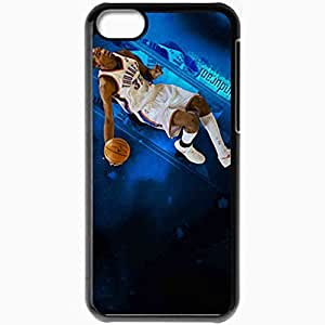 Personalized iPhone 5C Cell phone Case/Cover Skin 14928 thunder wp 39 sm Black